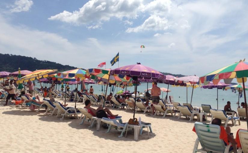 プーケット島に行くなら目的別でビーチを選ぼう!