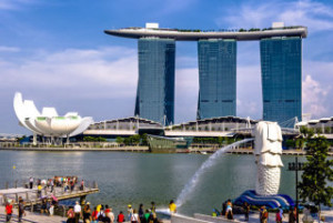 日本に学んだシンガポールの経済発展