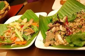 タイ東北料理