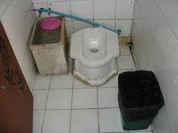 タイローカルの公衆トイレ
