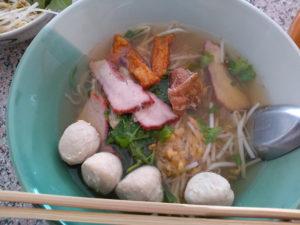 南タイ料理のバーミーナーム