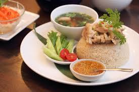 タイ料理、カオマンガイ