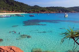 マレーシアで一番美しい島レダン島