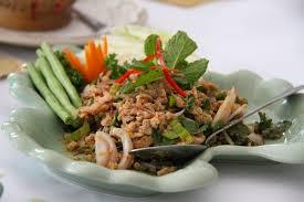 タイの料理、ラープガイ