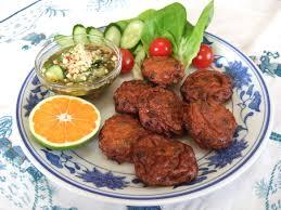 タイ料理、トートマンクン