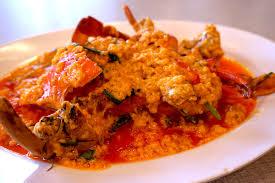 タイ料理、プーパットポンカリー