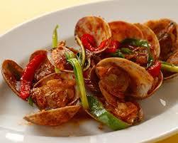 タイ料理、ホイラーイ パットプリック