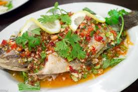 タイ料理、クンヌンマナーウ