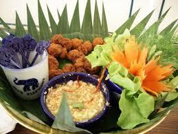 タイ料理、トートマンプラー