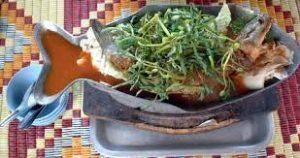 タイ料理、プラーチョンペッサ