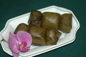 タイのデザート、カオトムマット