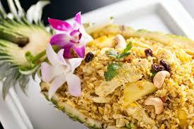 タイ料理、カオオップサパロット
