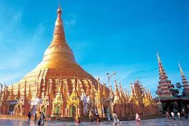 ミャンマーのシュエダゴンパゴダ