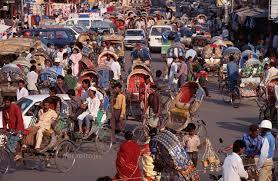 世界で住みにくい都市ワースト2位のバングラディシュ、ダッカ
