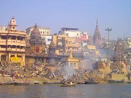 インドの聖地バラナシ