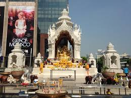 バンコクの恋愛の神
