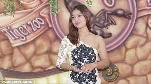 タイのサソリ女