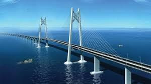 香港とマカオを結ぶ港珠澳大橋
