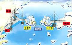 香港とマカオを結ぶ夢の大橋