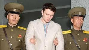 北朝鮮でアメリカ人拘束