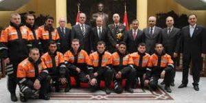 東日本大震災で最後まで頑張ってくれたトルコ救助隊