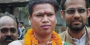 インドで歴史的勝利したトランスジェンダーの市長