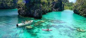 世界一美しい島、フィリピンのパラワン島