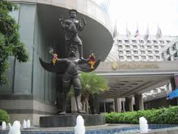 ヒンズー教三大神の一人ヴィシュヌ
