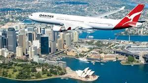 世界一安全な飛行機カンタス航空
