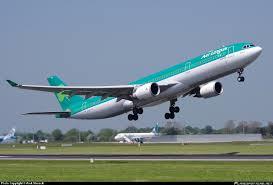 アイルランドの航空会社エアリンガス