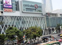 バンコクのショッピングモール
