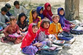 子供と女性に教育を