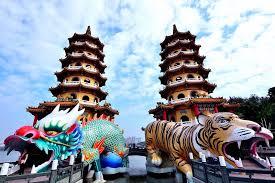 台湾南部の高雄観光