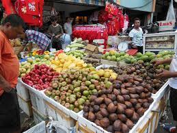 インドネシアのフルーツ