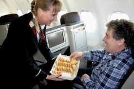 飛行機内を快適に過ごすコツ