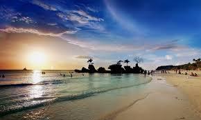 アジアのベストビーチ、フィリピンのボラカイ島