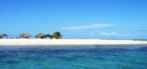 フィリピンのパンダノン島