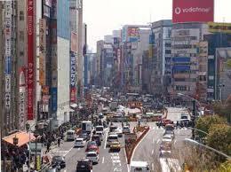 外国人に人気の東京・上野