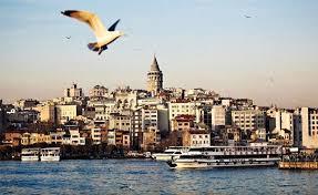 イスタンブールの美しい景色