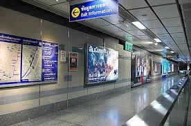 バンコクの観光地はタイ語と英語表記