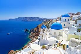夏休み旅行がベストなギリシャのサントリーニ島