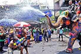 タイの1大祭りソンクラーン・フェスティバル