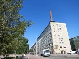 ヘルシンキのアラビア工場