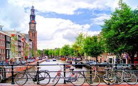 オランダ・アムステルダムに海外移住