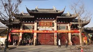 上海のパワースポット龍華寺