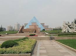 上海にある慰霊公園