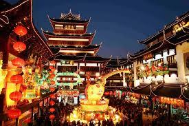上海のパワースポット城隍廟