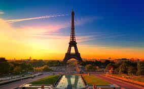 フランス・パリの美しい風景