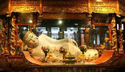 上海のパワースポット玉佛寺