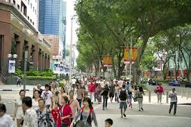 シンガポールで買い物するならオーチャードロードへ